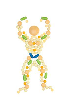 ויטמינים ומינרלים לגבר