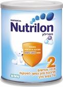 מזון לתינוקות -נוטרילון